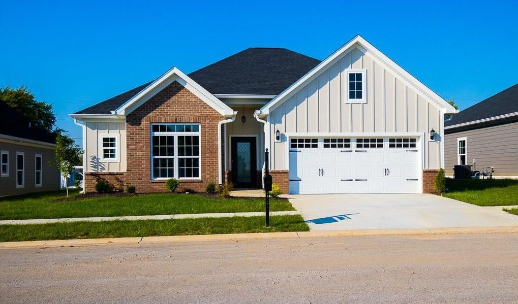 New Infinity Built Homes in Edgewood Village
