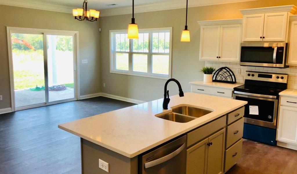New homes in Jeffersonville IN