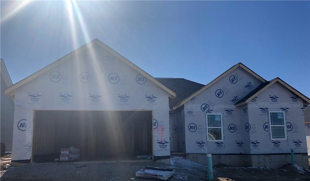 New homes in Edgewood Village