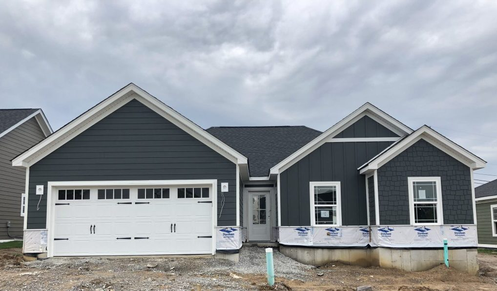 New Homes in Jeffersonville, IN