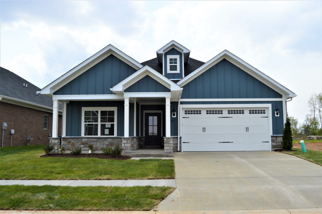 infinity Homes - New homes in Jeffersonville