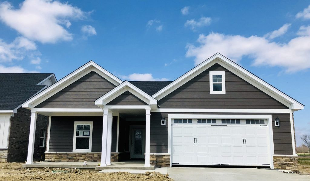 New homes in Henryville