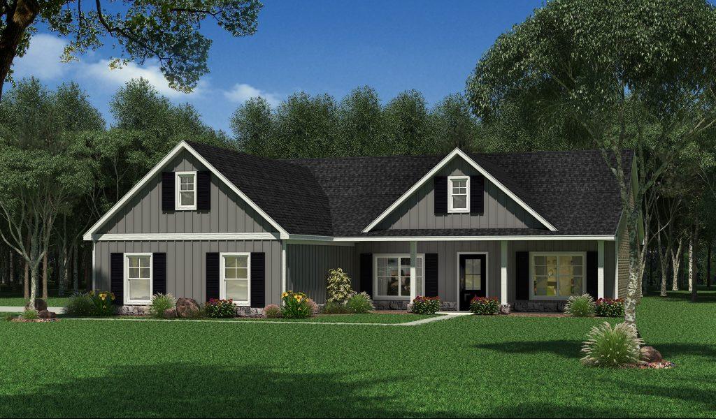 The Ashford by Infinity Built Homes