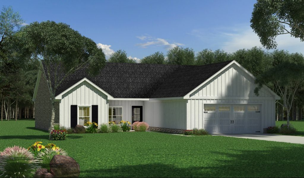 New homes in Southern Indiana