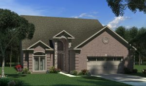 New homes in Jeffersonville